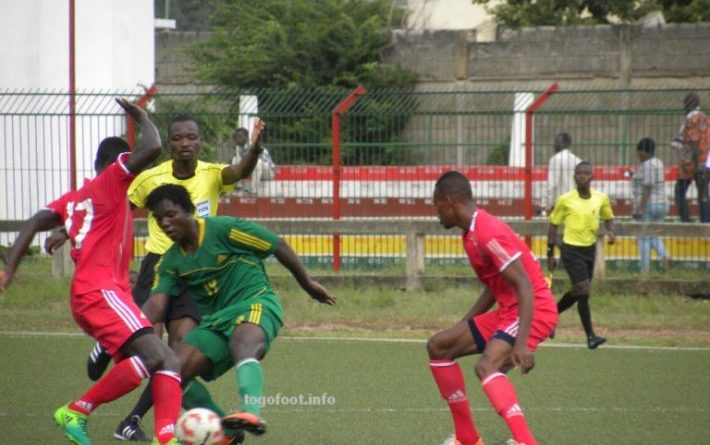 Togo/Football : Le ballon peut enfin rouler !