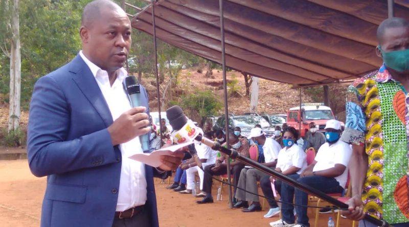 JIF 2021 : Le CNO-Togo célèbre la femme et lance la reprise des activités sportives à Atakpamé
