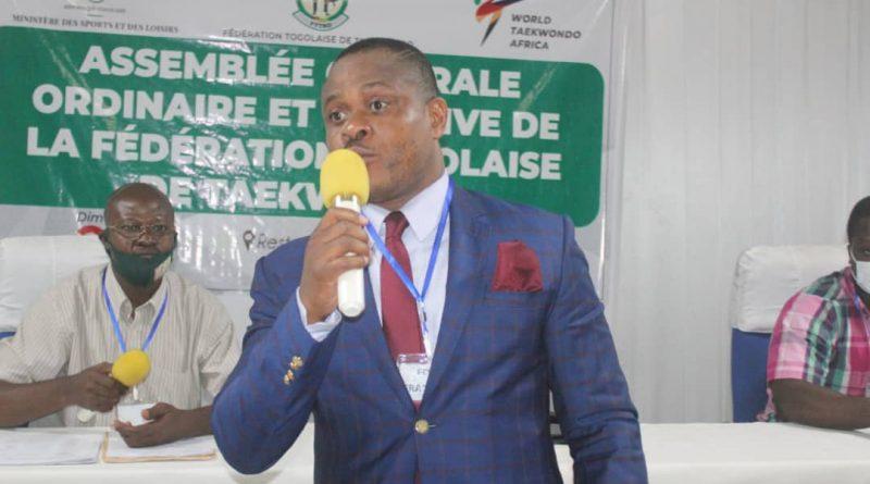Togo- Fédération de Taekwondo : Voici le plan stratégique du président réélu