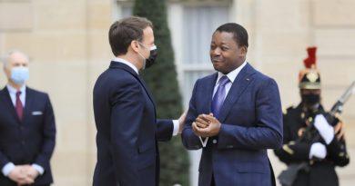 Visite officielle de Faure Gnassingbé en France : Voici ce qu'il faut retenir du déjeuner de travail ce jour entre les deux chefs d'Etat