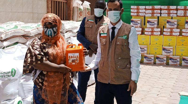 Togo/Ramadan 2021 : L'ONG Direct Aid fait don de vivres aux personnes démunies