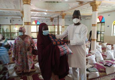 Fête de Ramadan : Le président national du parti UNIR donne la joie aux femmes musulmanes de la commune Golfe 2