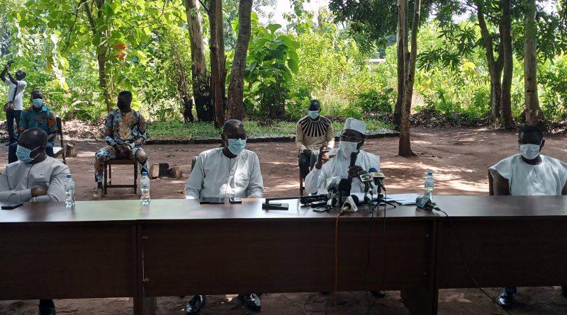 Célébration de la journée  nationale de l'arbre : La vision du gouvernement pour faire du Togo un pays forestier
