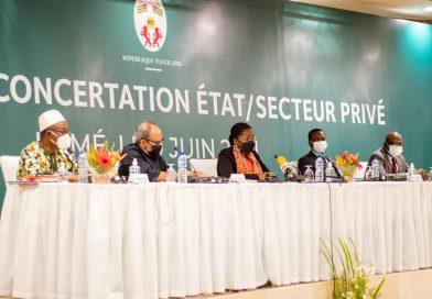 Togo-Relance économique post-Covid : L'État et le secteur privé unissent leurs forces