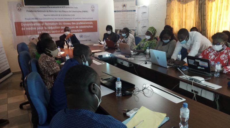 Réduction des risques de catastrophes : L'ANPC renforce les capacités de son réseau de professionnels des médias