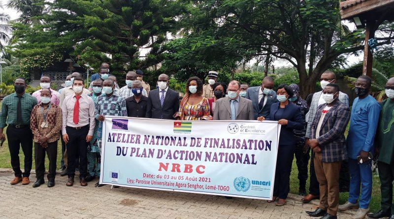 Lutte contre les risques nucléaires et biologiques : Le Togo finalise son plan d'action national