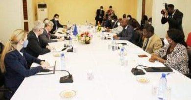 Dialogue Politique Togo-UE: Plusieurs sujets abordés au cours de la 22ème session