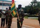 Centre d'Entrainement aux Opérations de Maintien de la Paix : Le Colonel Gnakouafre Yao Eindrè passe le commandement au Lieutenant-colonel Salifou Pini